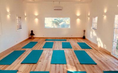 Aldeia da Praia Yoga Shala 2